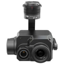 DJI zenmuse XT2 camera black