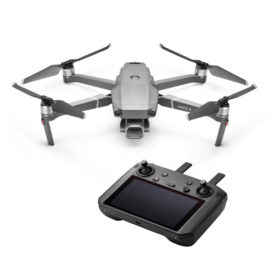 Mavic 2 Pro drone grey with smart controller