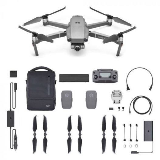DJI mavic 2 zoom drone fly more combo and accessories
