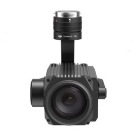 DJI Zenmuse Z30 camera black