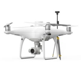 DJI Phantom 4 RTK drone white