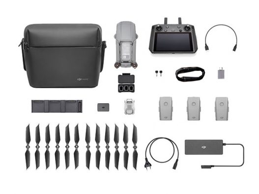 Mavic air 2 fly more combo with smart controller